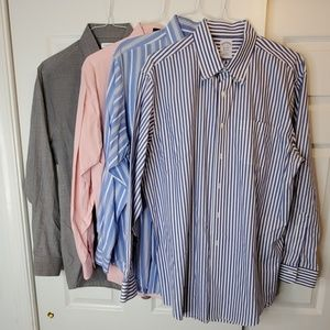 Mens Dress Shirt Bundle (4)